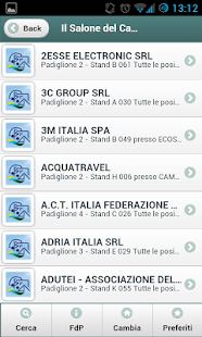 Salone del Camper- screenshot thumbnail