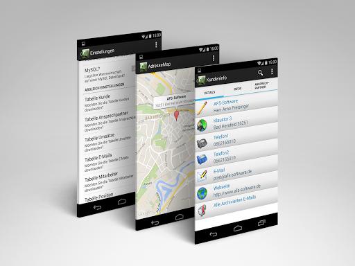 【免費商業App】afs Business Address-APP點子