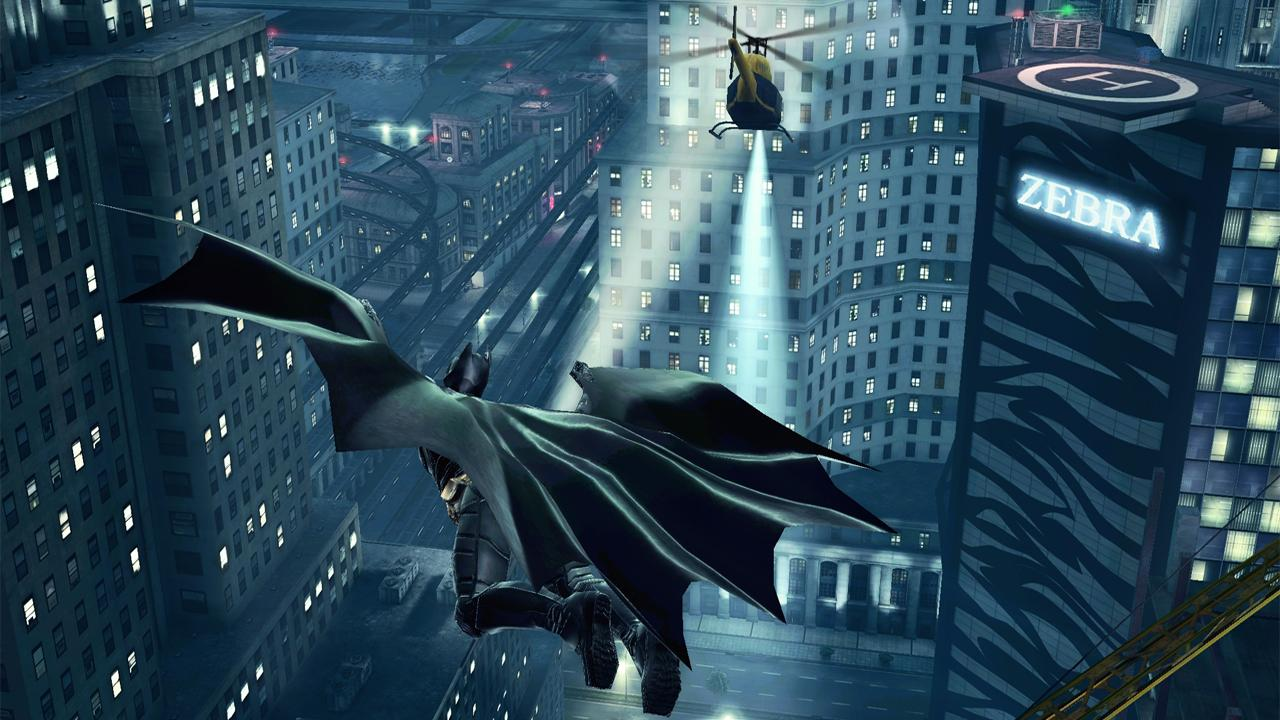 The Dark Knight Rises - screenshot