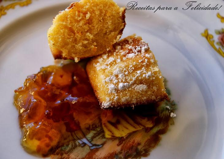 Orange Madeleines Recipe