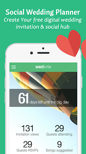 Wedding Invitations - Wedivite- screenshot thumbnail