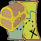 Treasure Map Free icon