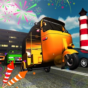 Chennai Auto Traffic Racer for PC and MAC