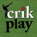 CrikPlay Fantasy Cricket logo