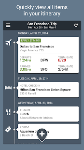 TripCase Travel Alerts - screenshot thumbnail