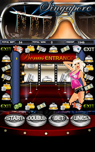 Singapore Slot Machine HD Screen Capture 3