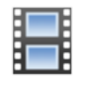DropVideo Android logo