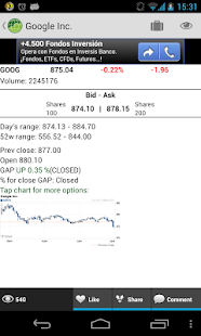 Stocks Portfolio- screenshot thumbnail