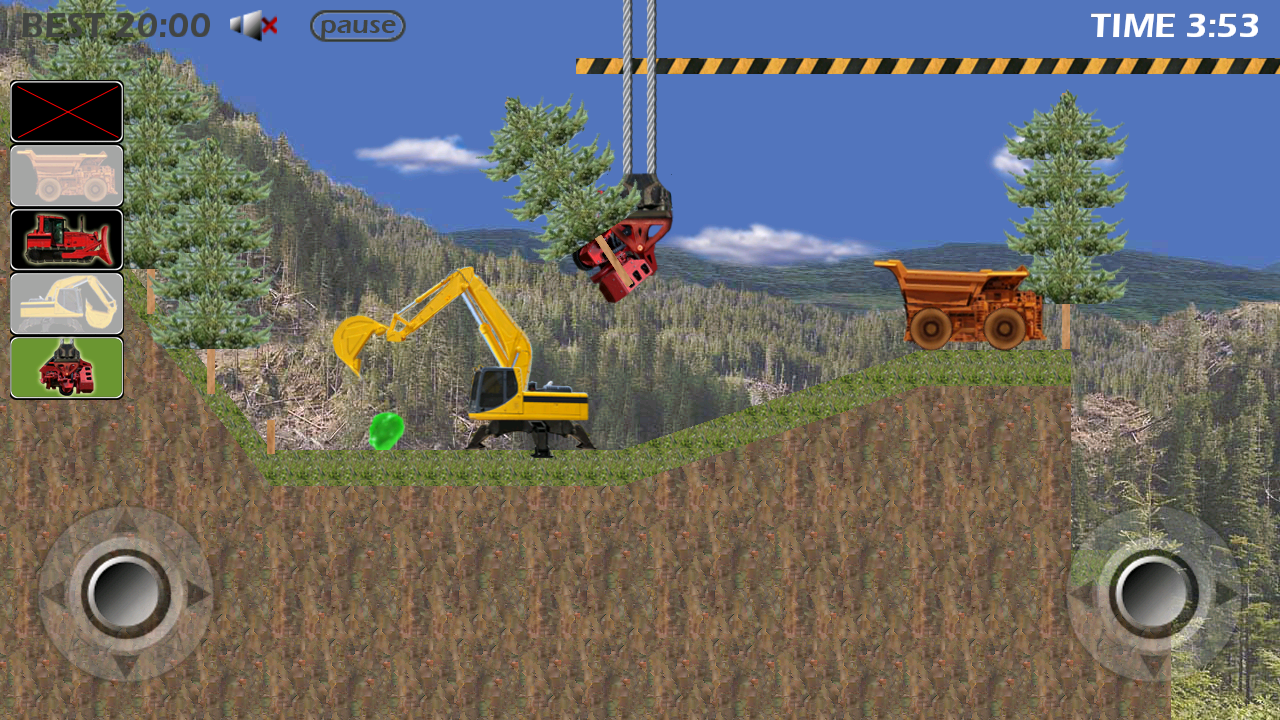 Traktor Digger 2 - screenshot