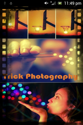 Trick Photography