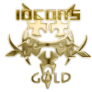 Iocons Gold - Icon Pack