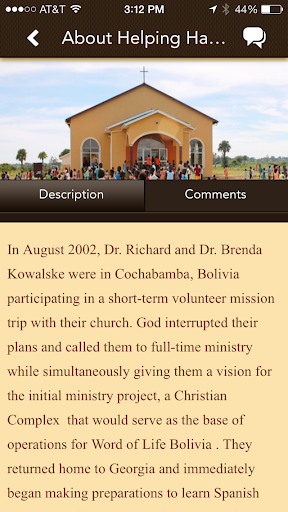 Helping Hands Foreign Missions