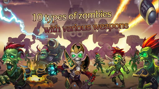 ���� Dead Lands Reclaim v1.13 [Unlimited Gold & Dianomds] ������� ���������