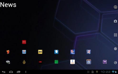 Home Screen Title Widget- screenshot thumbnail