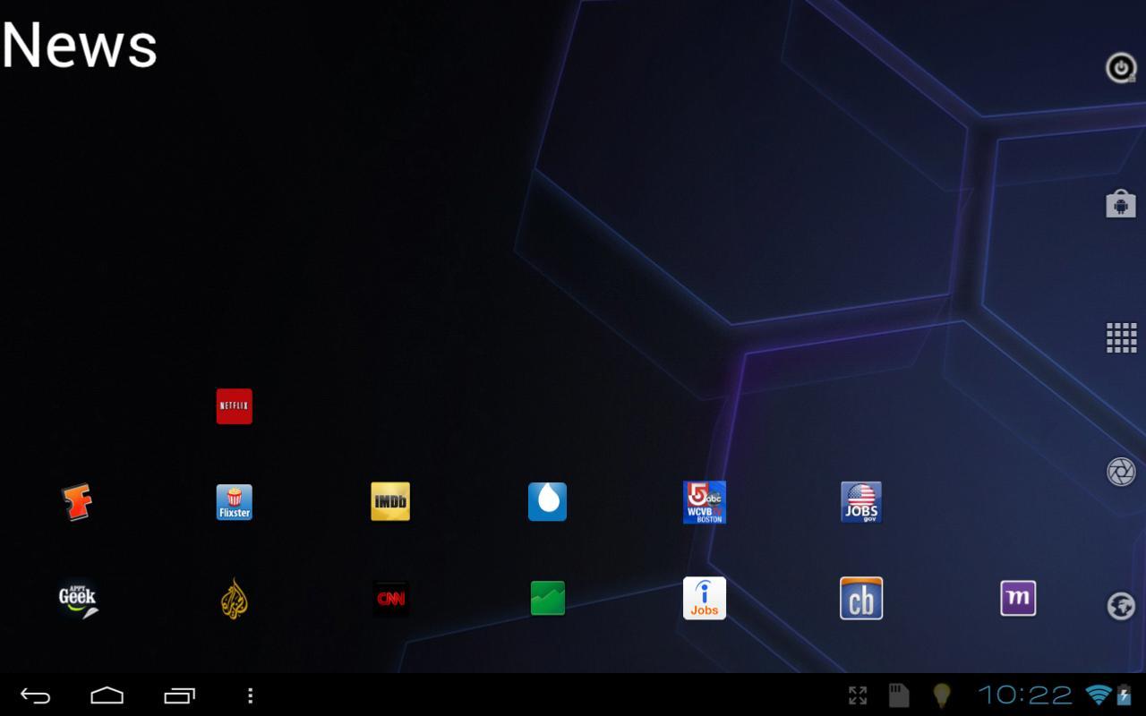 Home Screen Title Widget- screenshot