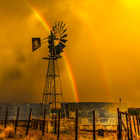 SOUTH AFRICA by Theuns de Bruin - Landscapes Weather ( sa )