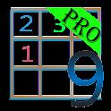 Sudoku Puzzles Pro Key logo