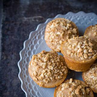 Berry Granola Streusel Muffins