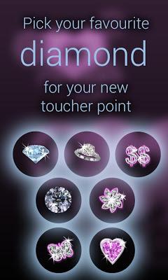 Pink Diamond Toucher Point - screenshot