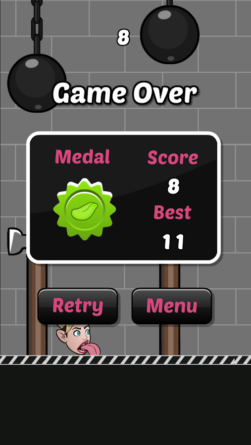 Flying Cyrus - Wrecking Ball - screenshot