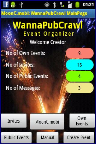 WannaPubCrawl