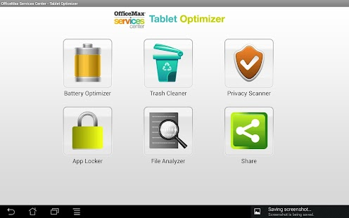 Tablet Optimizer