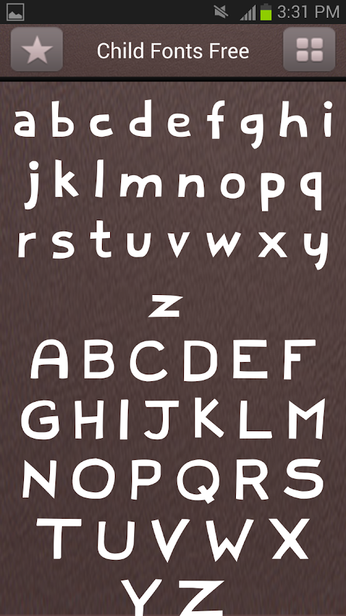 Child fonts style free android apps on google play