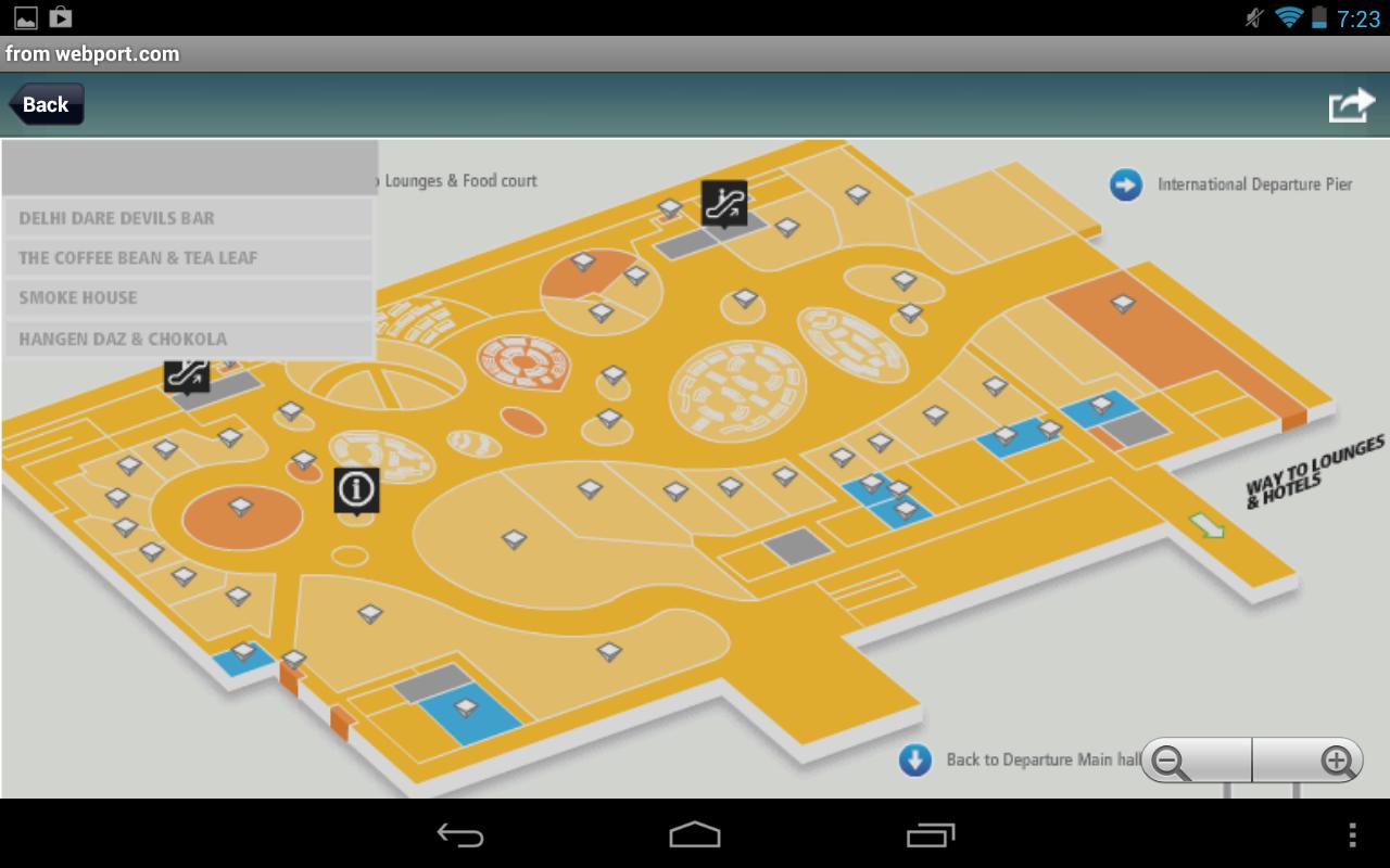 New Delhi Airport Radar Del Flight Tracker Android