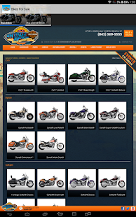 Myrtle Beach Harley Davidson - screenshot thumbnail