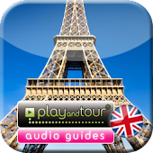 Paris audio guide