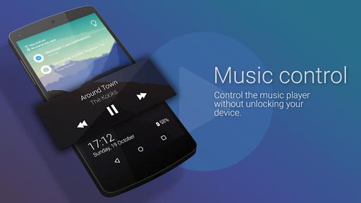 Bottom Slider para Android