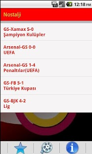Galatasaray Marşları - screenshot thumbnail