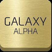 GALAXY ALPHA Expérience