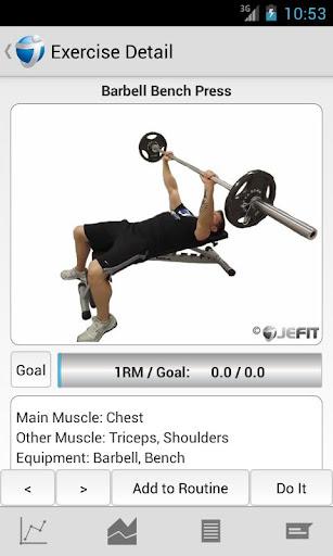 الاجسام JEFIT Workout & Fitness6.09112 2014,2015 o3ZnT26JMpyN86oxZRUi