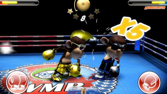 Monkey Boxing Screenshot 4