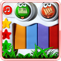 Piano Kids Music Instruments icon