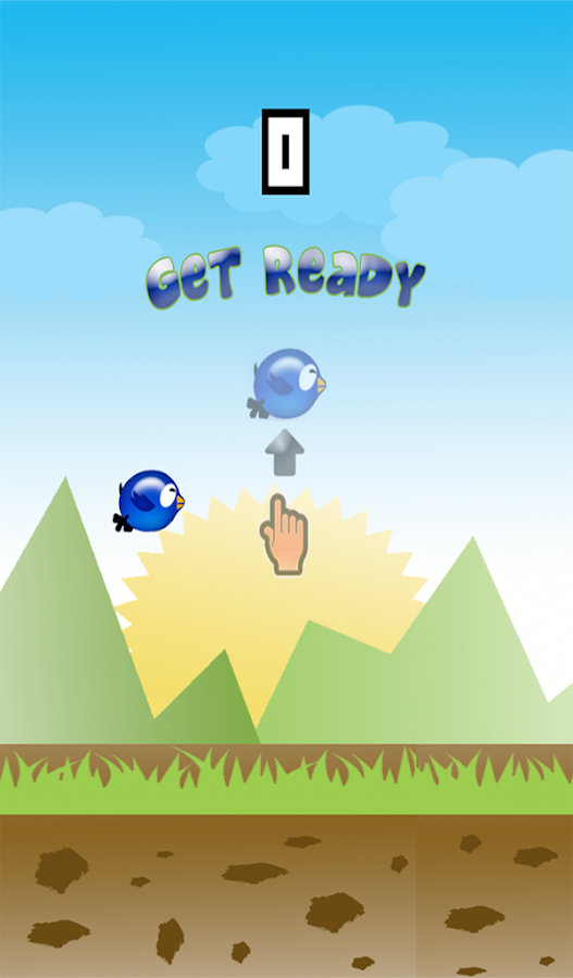 Floppy Bird Game FREE- screenshot