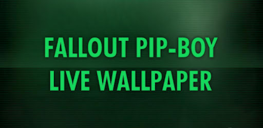 OLD PipBoy 3000 Live Wallpaper