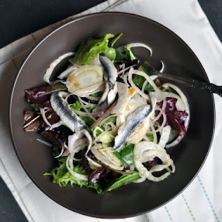 Spanish Anchovy, Fennel and Preserved Lemon Salad Recipe