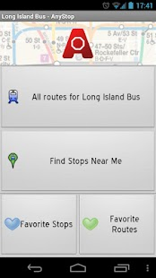 Long Island Bus: AnyStop - screenshot thumbnail