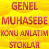 GENEL MUHASEBE STOKLAR
