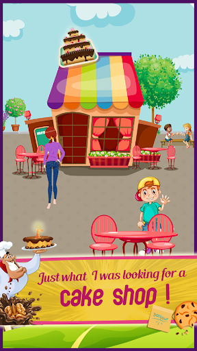 Cooking Game Cake Decoration