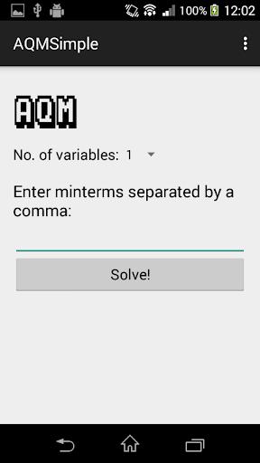 AQMSimple