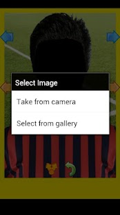 Real Football Player Brazil- screenshot thumbnail