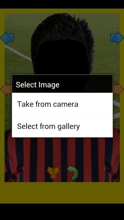 Real Football Player Brazil- screenshot