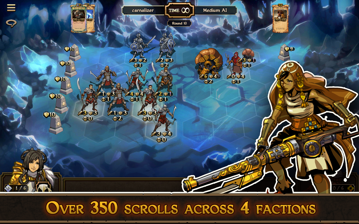 Scrolls- screenshot