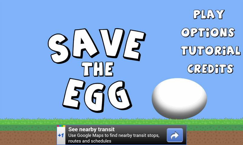 Save the Egg Demo - screenshot