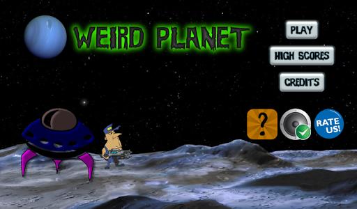 Weird Planet