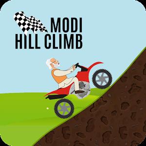 Modi Hill Climb Racing for PC and MAC