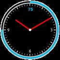 Pastel Clock Widget [Free]